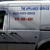 The Appliance Service Center Of Raleigh Appliance Repair